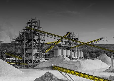 Branche Bergbau